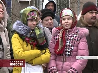 Жители дома №122 по ул. Октябрьской отметили день двора